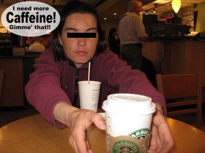 Starbucks Addicts Break The Habit