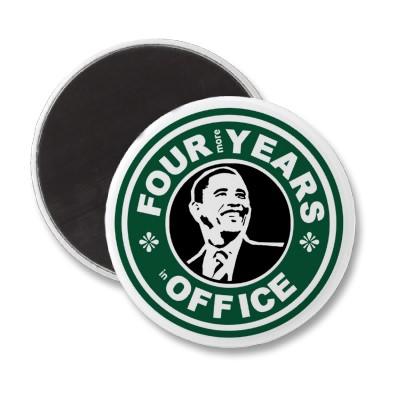 Obama Starbucks