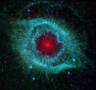 Helix Nebula, The Eye Of God