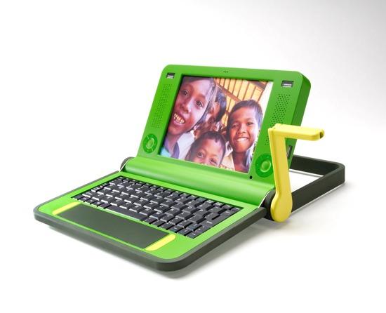 laptop-crank up $100 MIT