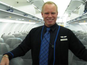 Steven Slater JetBlue flight attendant