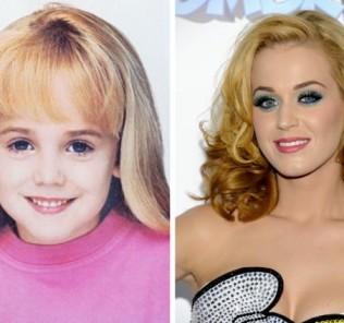 Is Katy Perry really Jon-Benet Ramsay?